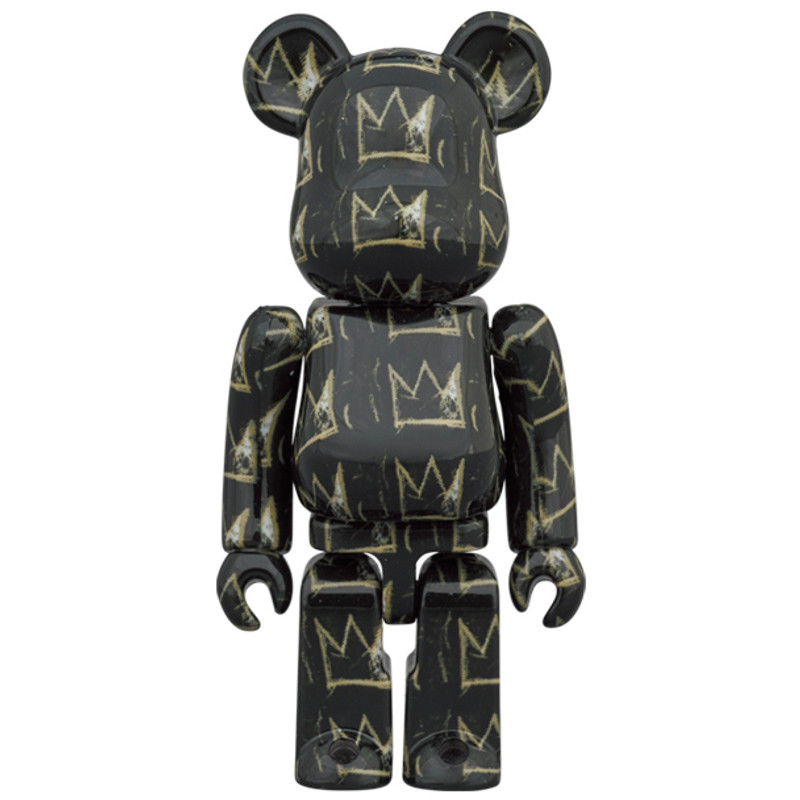 Be@rbrick 400% and 100% Jean-Michel Basquiat #8 PRE-ORDER SHIPS SEP 2021