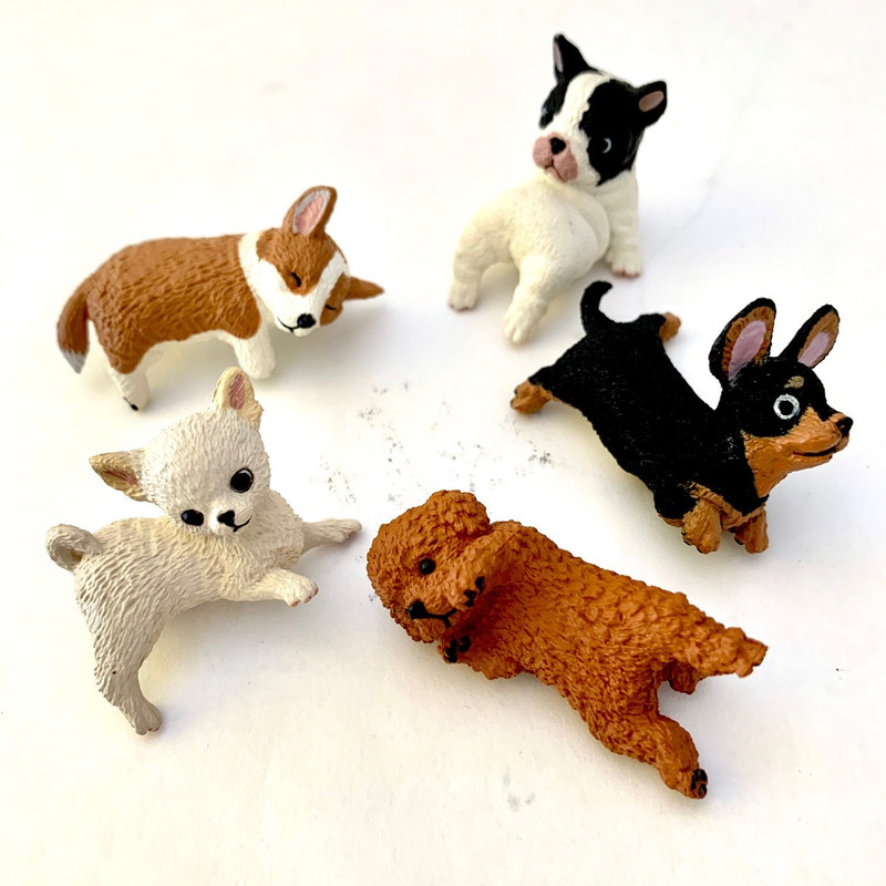 Playful Hanging Dog Blind Box