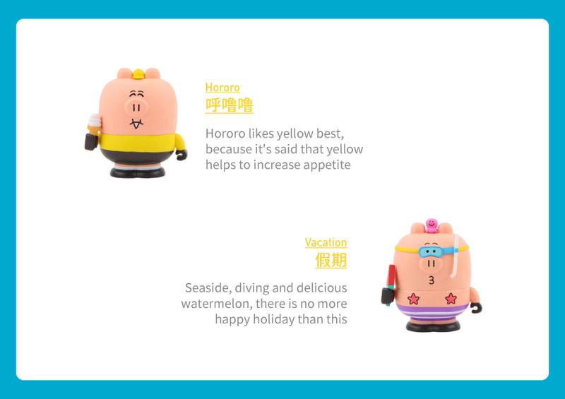 Hororo's Wonderland Blind Box by Hororo
