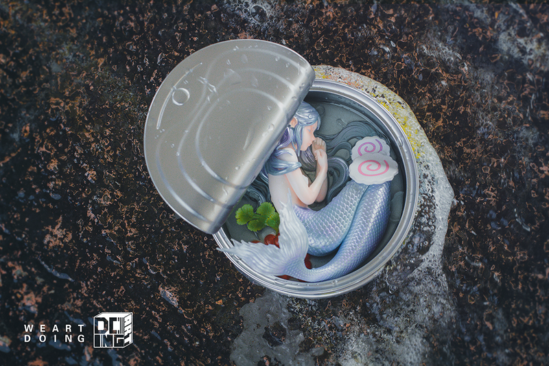 Sleeping Beauty Mermaid Snow PRE-ORDER SHIPS OCT 2021