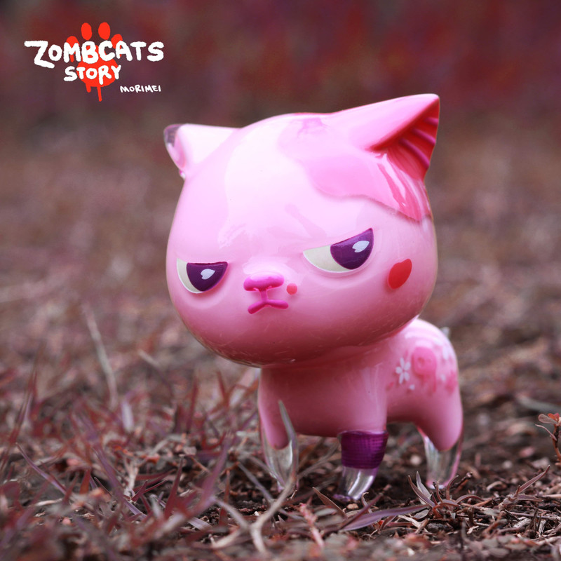 Zombcat Kanhi by Morimei PRE-ORDER SHIPS APR 2021