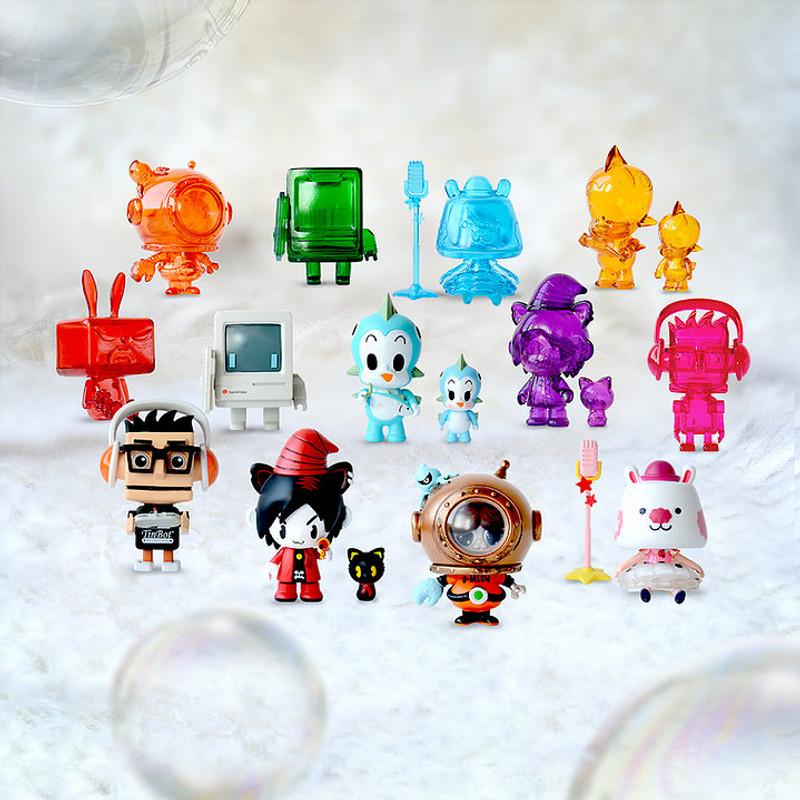 The Seven Bubbles Blind Box
