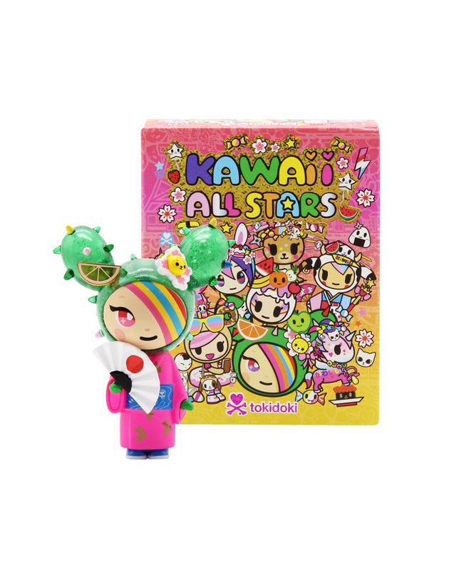 Kawaii All-Stars Blind Box PRE-ORDER SHIPS WEEK OF APR 20 2021