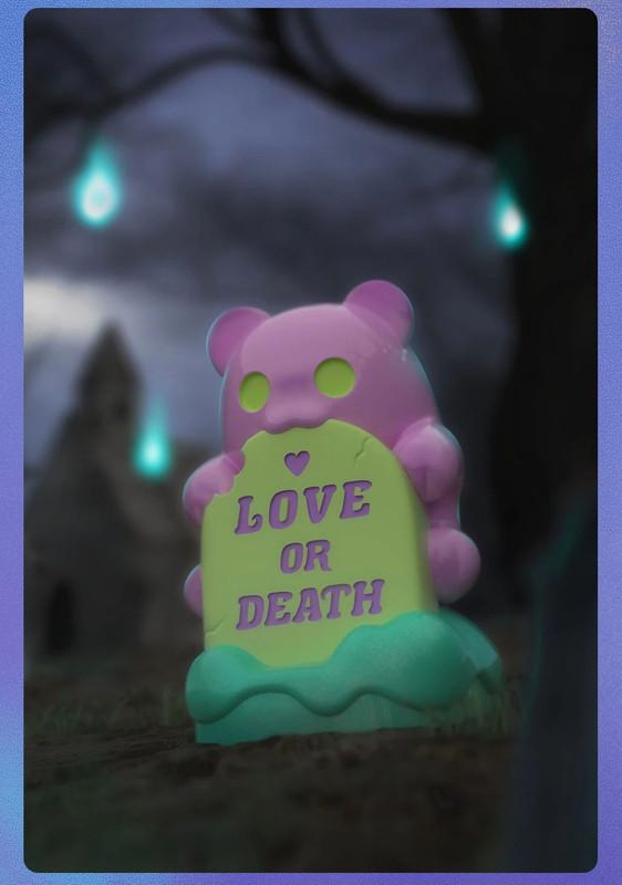ShinWoo Love or Death Blind Box by Shin Woojung PRE-ORDER SHIPS JUL 2021