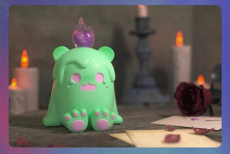 ShinWoo Love or Death Blind Box by Shin Woojung PRE-ORDER SHIPS OCT 2021