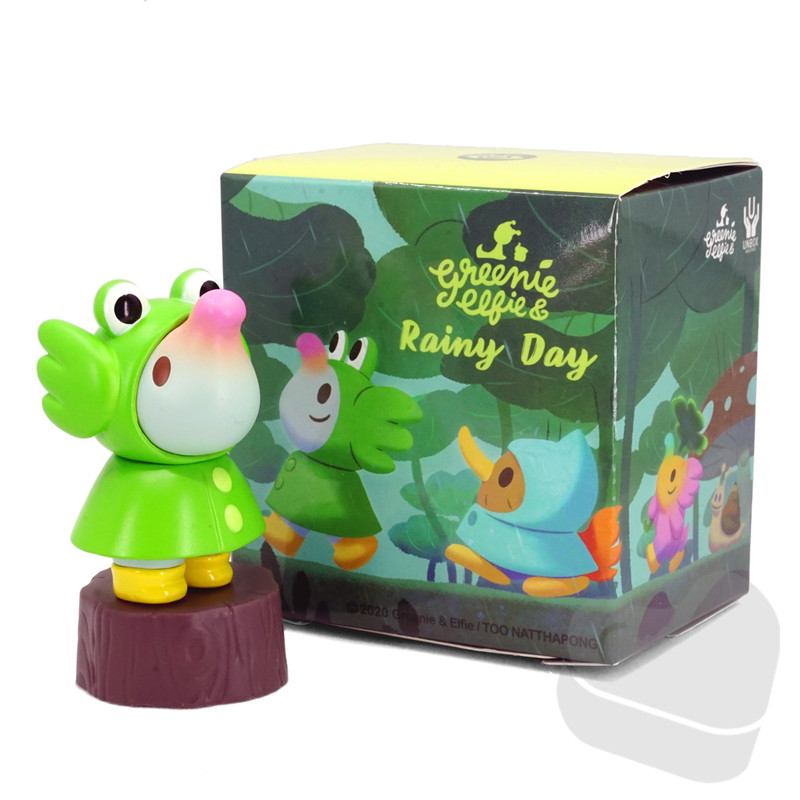 Greenie & Elfie Rainy Day Blind Box by Too Natthapong