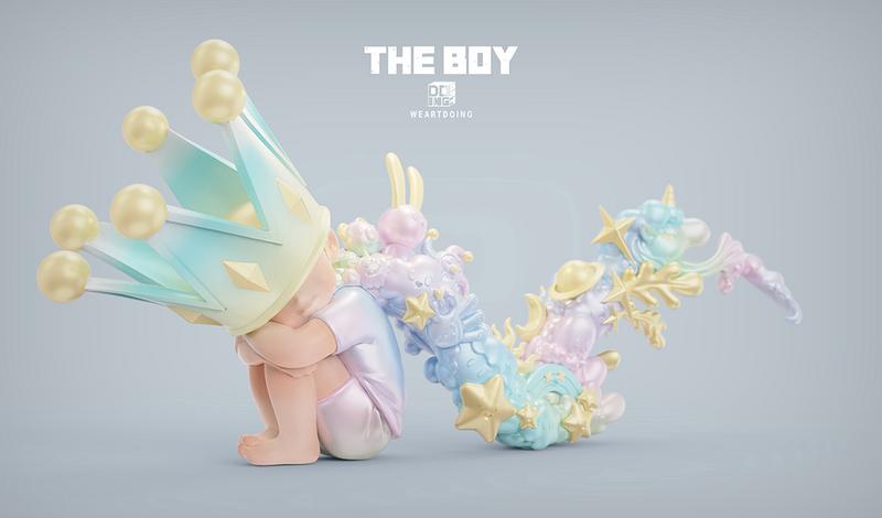 The Boy Wonderland
