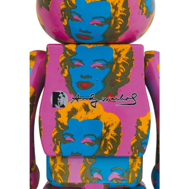 Be@rbrick 1000% Andy Warhol's Marilyn Monroe #2 PRE-ORDER SHIPS NOV 2021