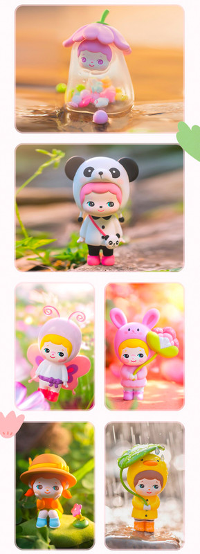 MUMU Spring Outing Series Blind Box by by1030 PRE-ORDER SHIPS JUN 2021