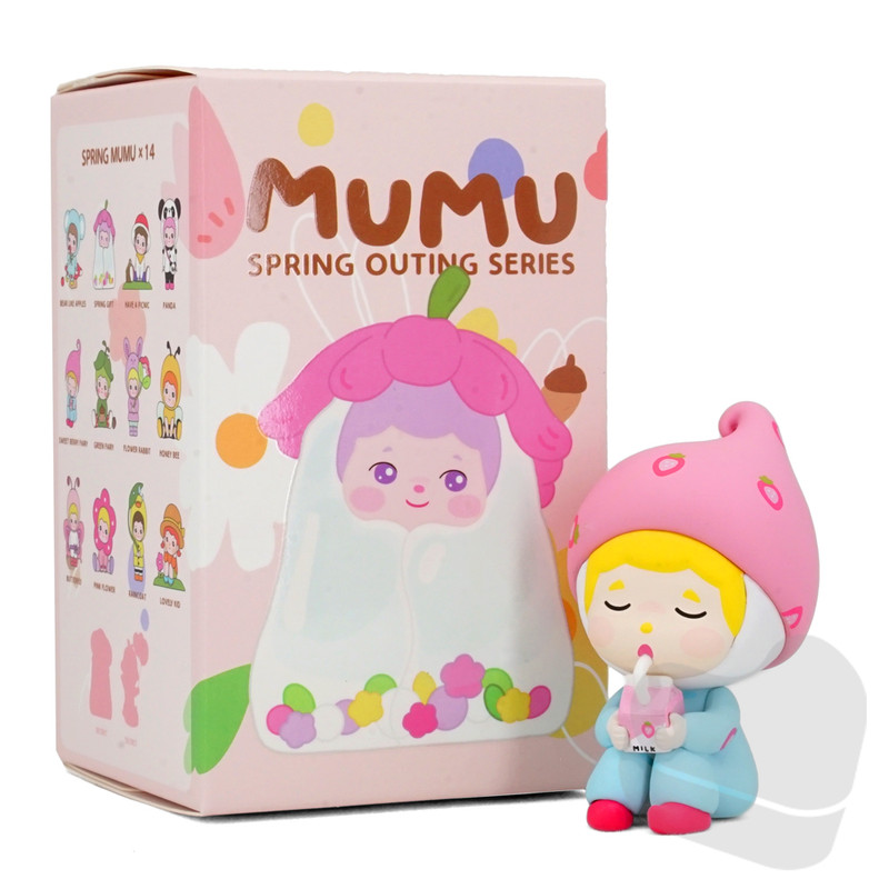 MUMU Spring Outing Series Blind Box by by1030