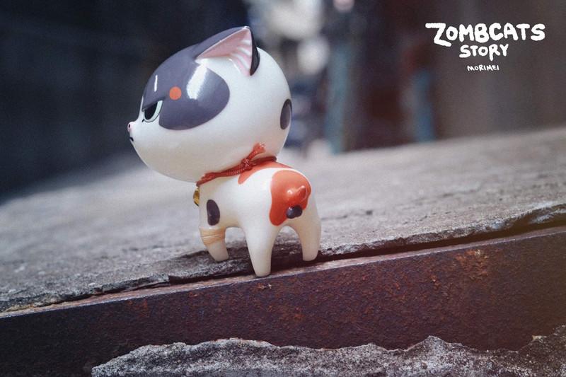 Zombcat Cha by Morimei PRE-ORDER SHIPS MAY 2021
