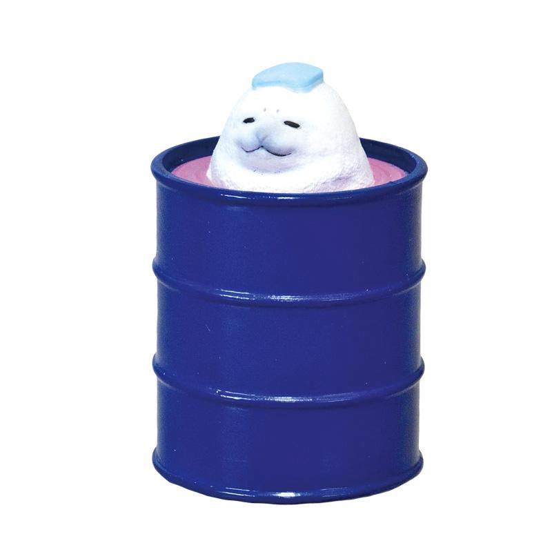 Animal Bath Capsule Toys