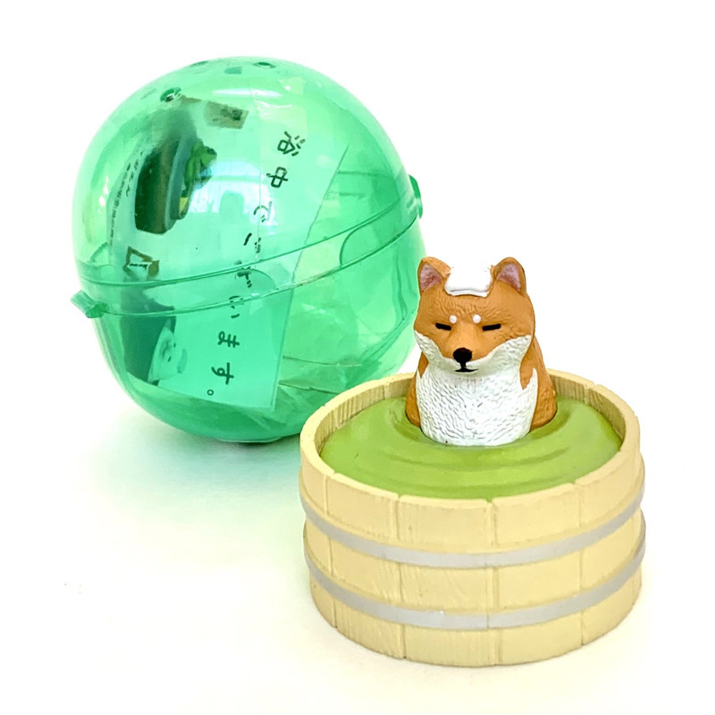 Animal Bath Capsule Toys SHIPS WEEK OF MAY 24 2021