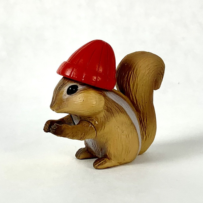 Chipmunk Capsule Toys