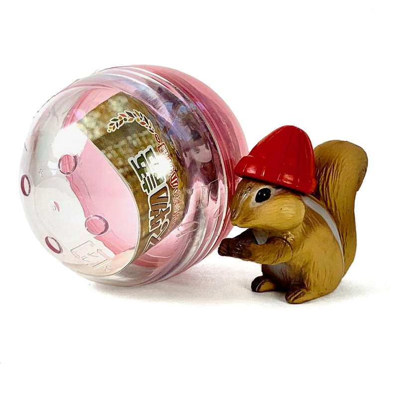 Chipmunk Capsule Toys SHIPS WEEK OF MAY 24 2021