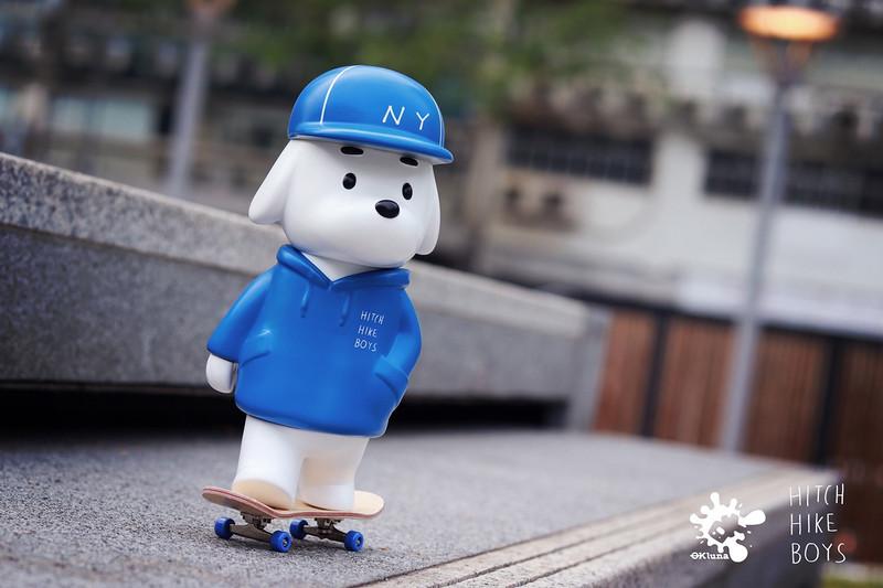Skater Jobi & John by OKluna x Hitch Hike Boys PRE-ORDER SHIPS AUG 2021