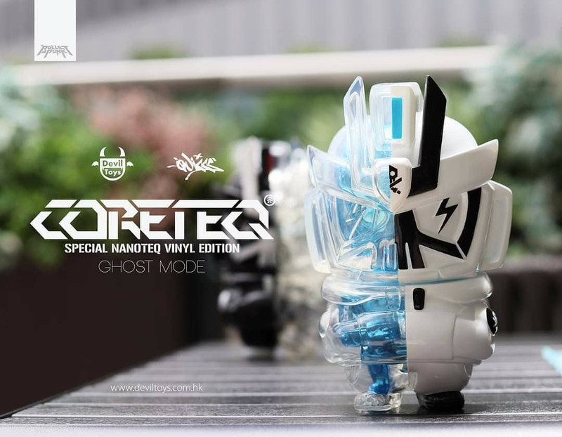 CoreTEQ Mega NanoTEQ Ghost Mode by Quiccs PRE-ORDER SHIPS JUN 2021