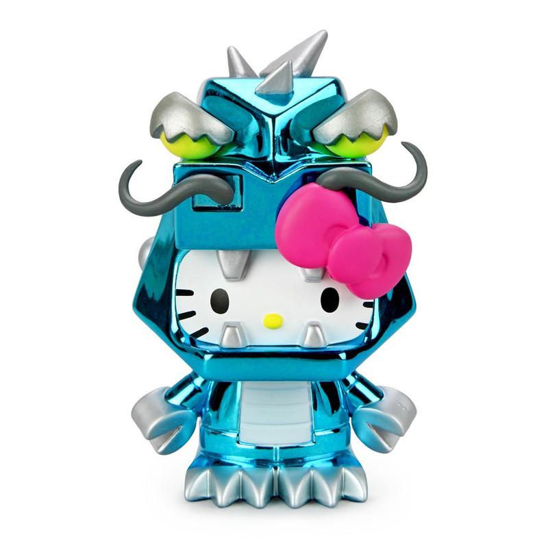 """Hello Kitty Kaiju 3"""" Series"""
