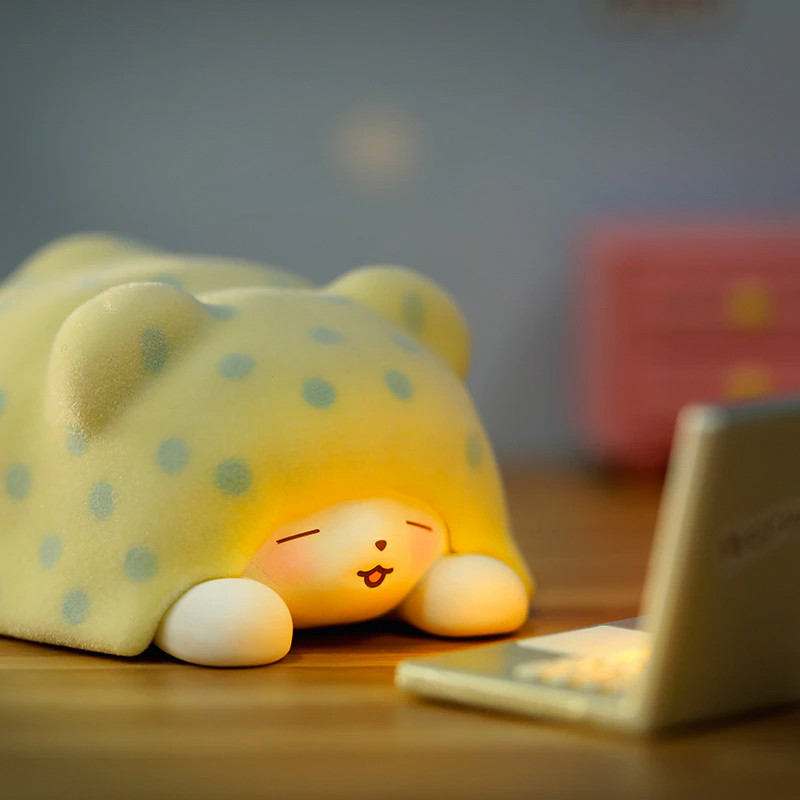 Marumofubiyori Blanket Bear Blind Box