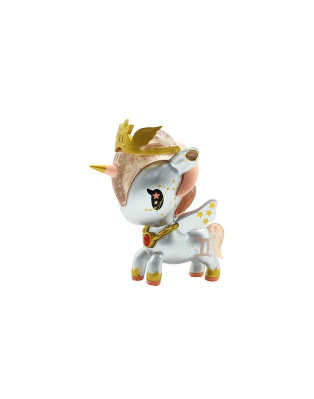 Gemini Zodiac Unicorno