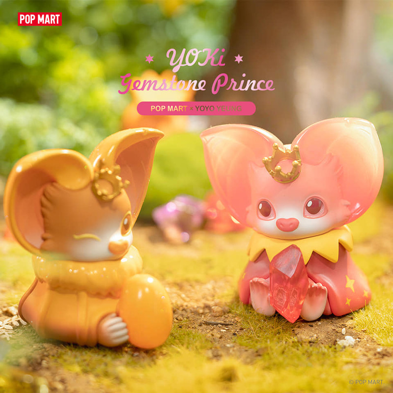 Yoki Gemstone Prince Mini Series Blind Box by Yoyo Yeung PRE-ORDER SHIPS JUN 2021