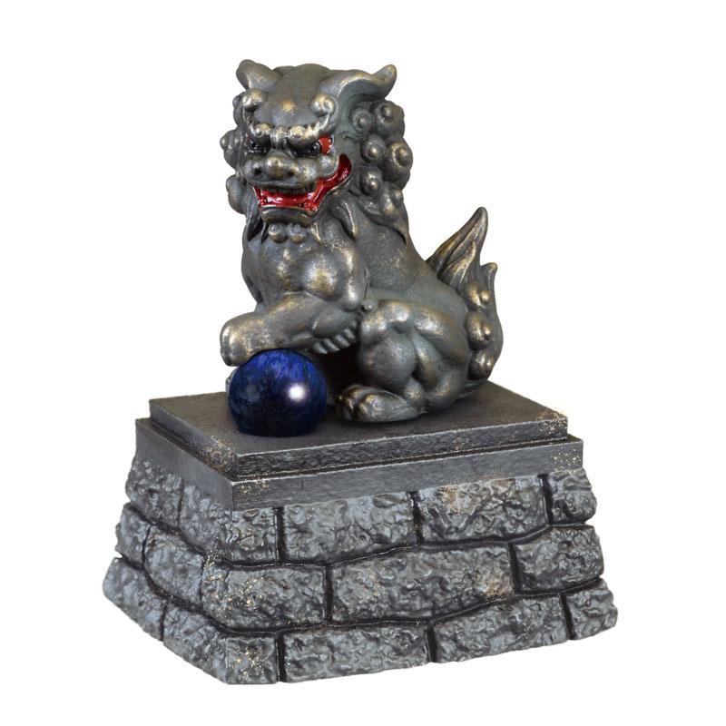 Komainu Lion Guardian Statue Blind Box