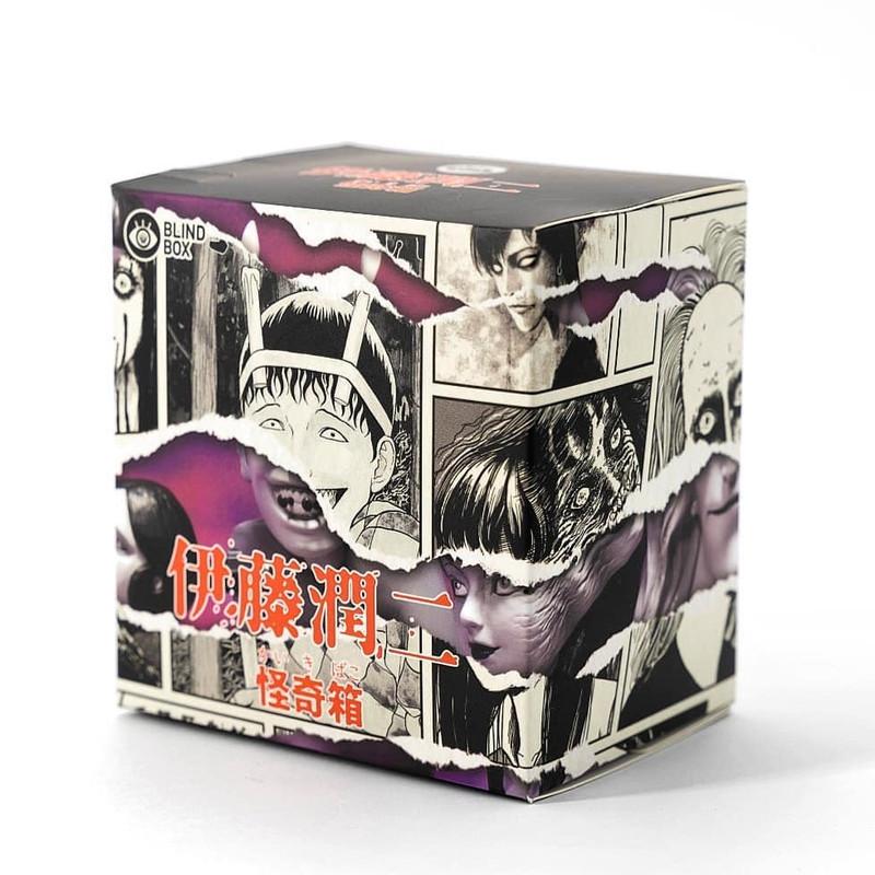 Junji Ito's Kaikibako Blind Box PRE-ORDER SHIPS OCT 2021