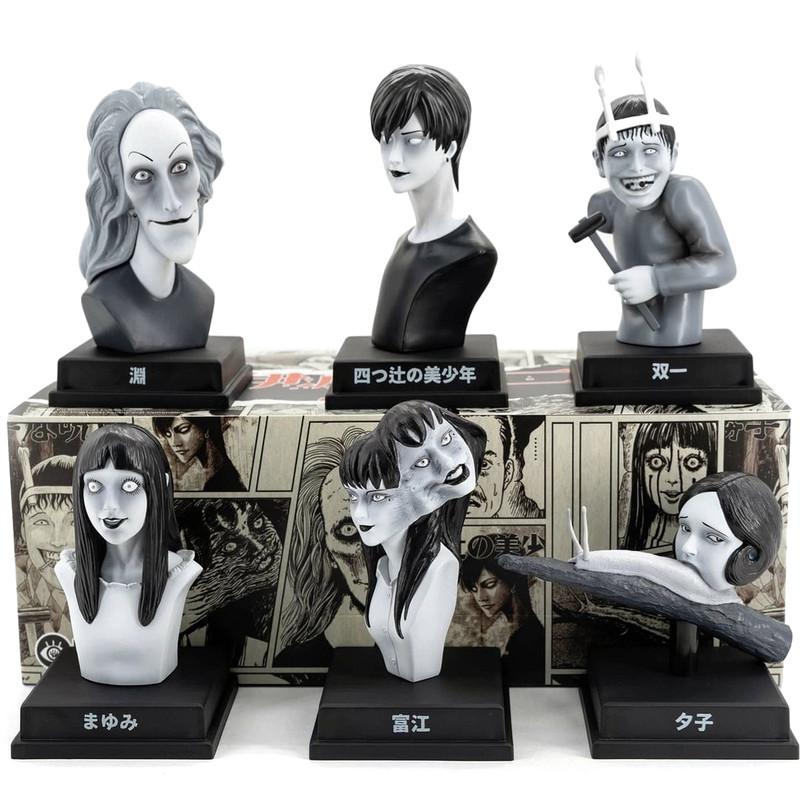 Junji Ito's Kaikibako Blind Box PRE-ORDER SHIPS JUN 2021