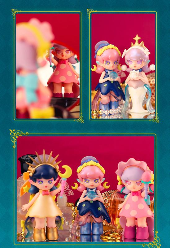 Ruby Magic Mirror Princess Series Blind Box