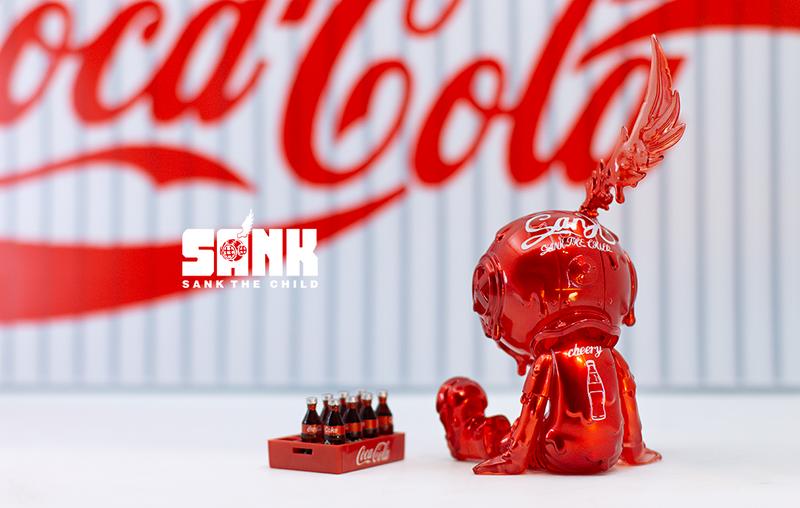 Sank Good Night Series Soda by Sank Toys PRE-ORDER SHIPS JUL 2021