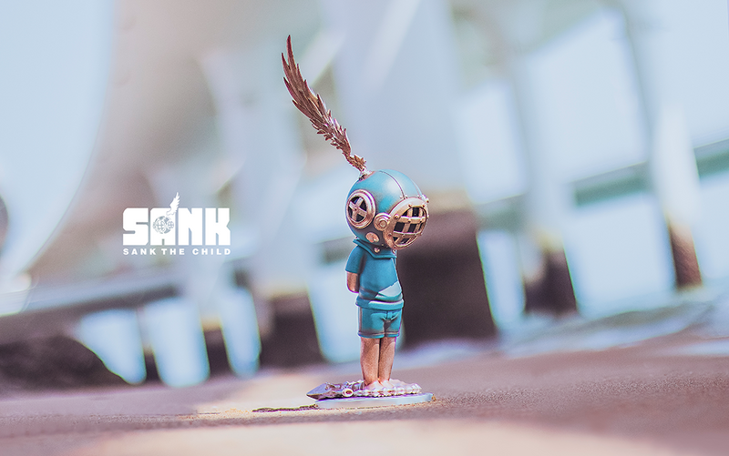 The Void Pass Away Blues by Sank Toys PRE-ORDER SHIPS JUL 2021