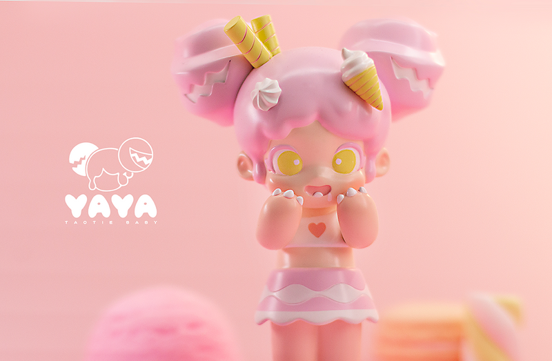 Yaya Strawberry Sundae by Moe Double Studio