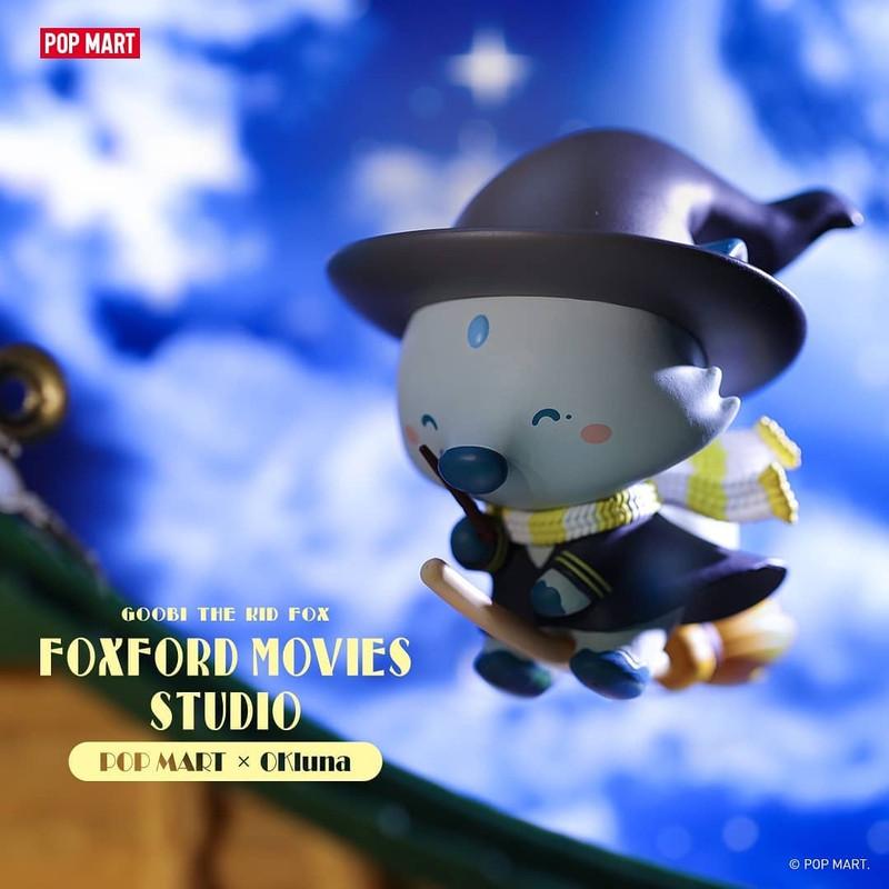 Goobi Foxford Movies Studio Mini Series : Blind Box