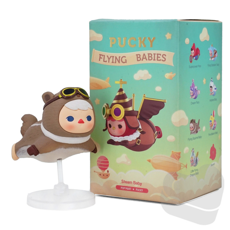 Pucky Flying Babies Mini Series Blind Box