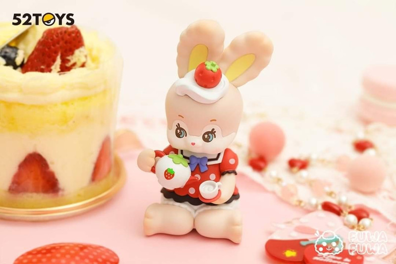Fuwa Fuwa Strawberry Afternoon Tea Series Blind Box PRE-ORDER SHIPS JUL 2021
