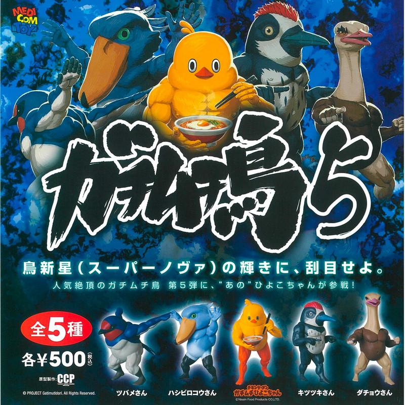 Gachimuchi Tori Series 5