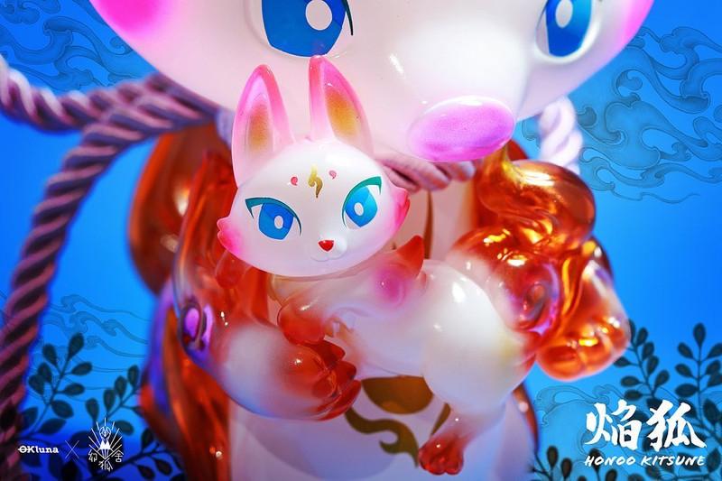 Honoo Kitsune by OKLuna x Genkosha PRE-ORDER SHIPS JUL 2021