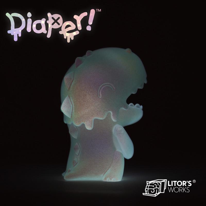 Umasou! Diaper! Colorful Ice