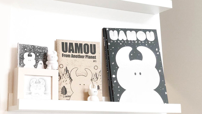 UAMOU and the Mysterious Planet