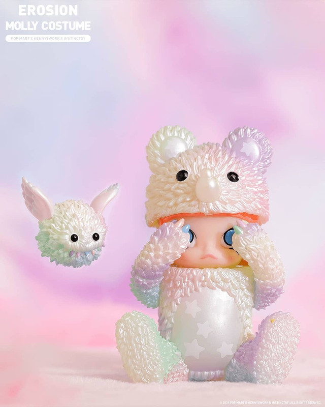 Erosion Molly Costume Mini Series Blind Box by Kennyswork x Instinctoy