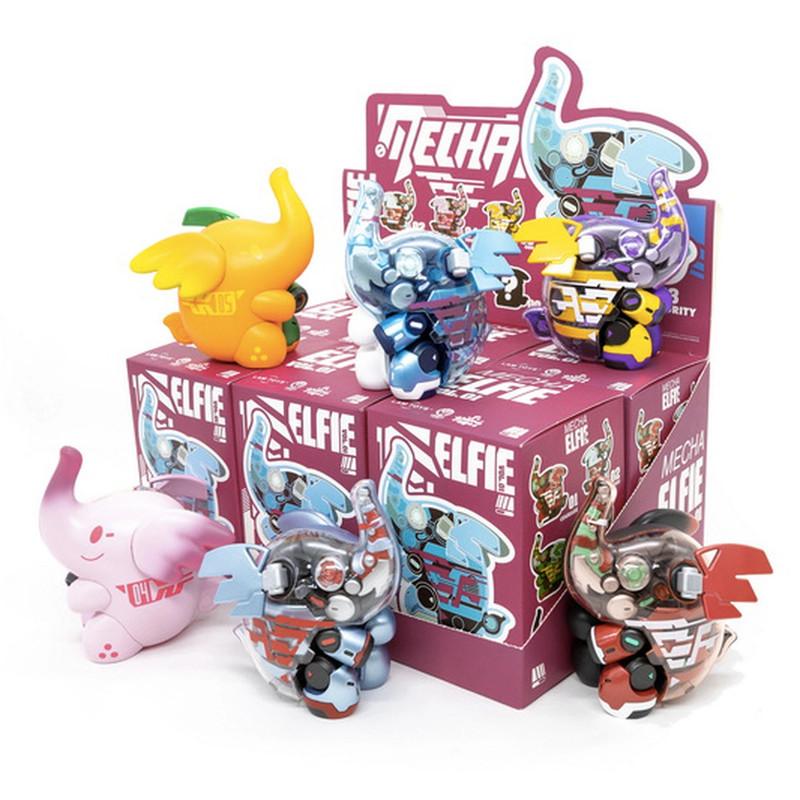Mecha Elfie Series Blind Box