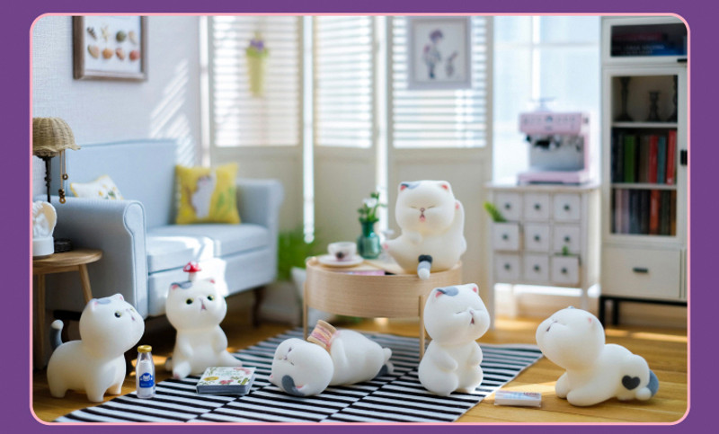 Baby Cats World Blind Box PRE-ORDER SHIPS AUG 2021