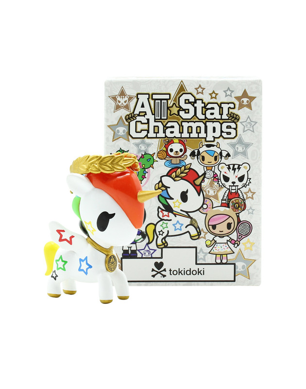 All Star Champs Blind Box by tokidoki
