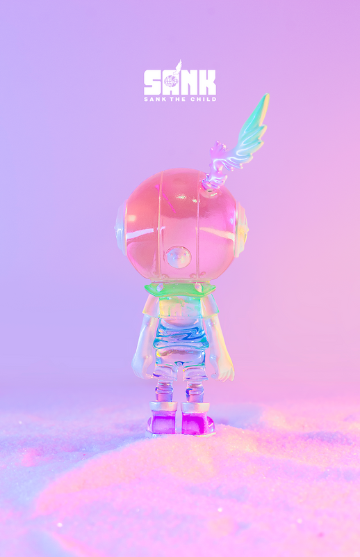 Little Sank Spectrum Flowers by Sank Toys PRE-ORDER SHIPS AUG 2021