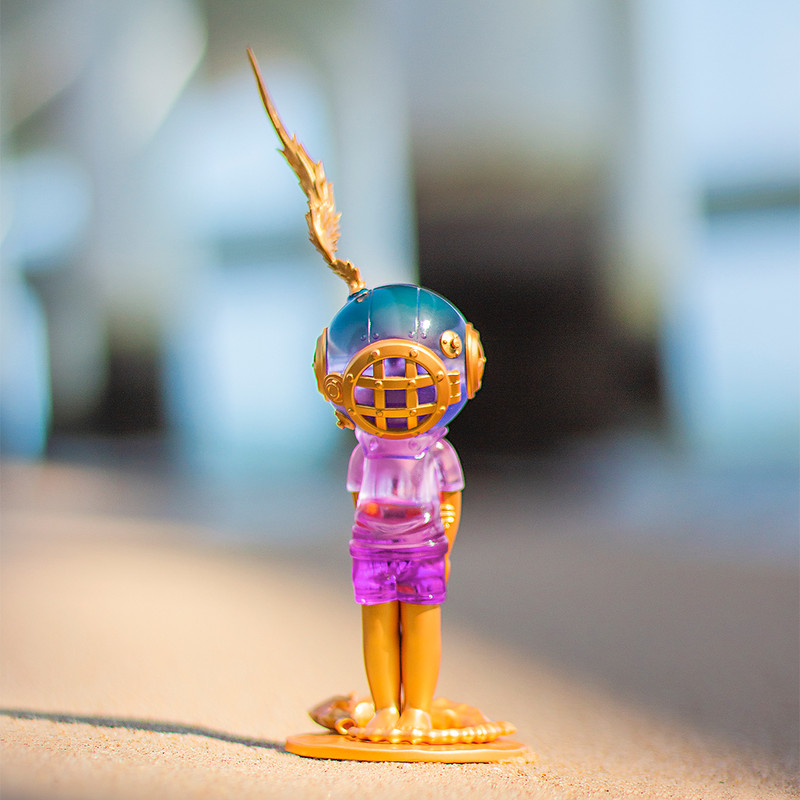The Void Spectrum Series Purple by Sank Toys