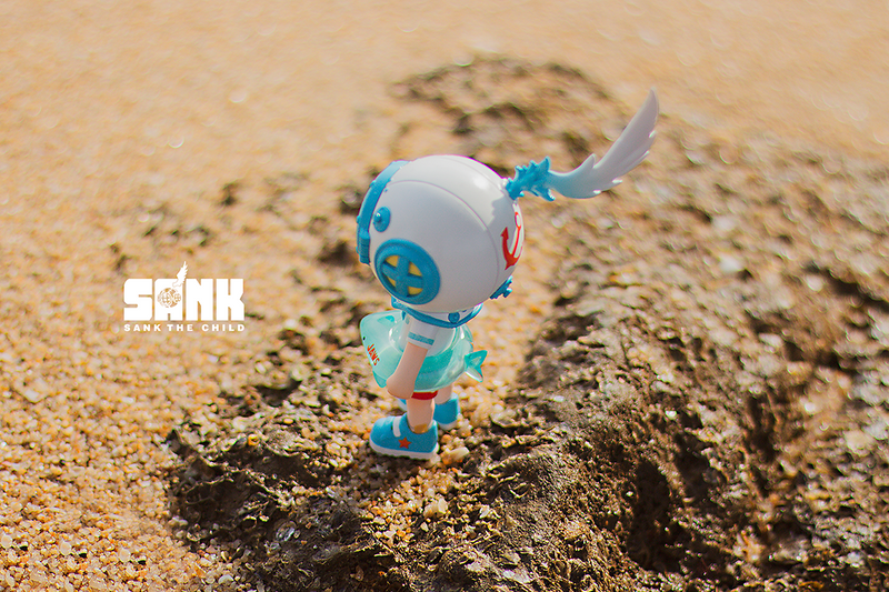 On the Way Beach Boy Summer by Sank Toys PRE-ORDER SHIPS AUG 2021