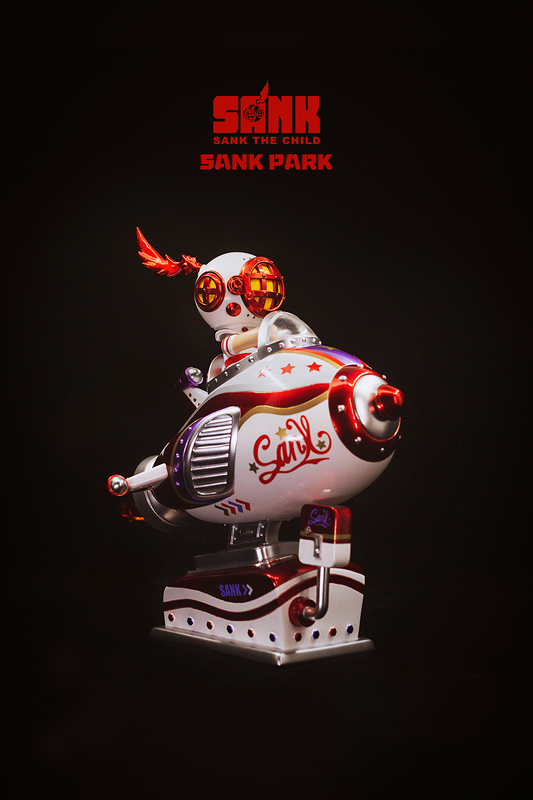 Sank Park Fly Me to the Moon Carnival by Sank Toys PRE-ORDER SHIPS AUG 2021