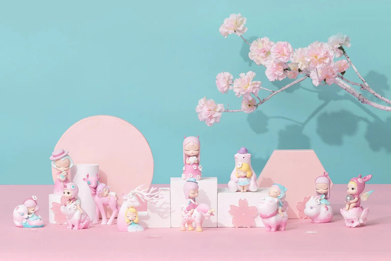 Moonlight Sakura Blind Box by Kemelife