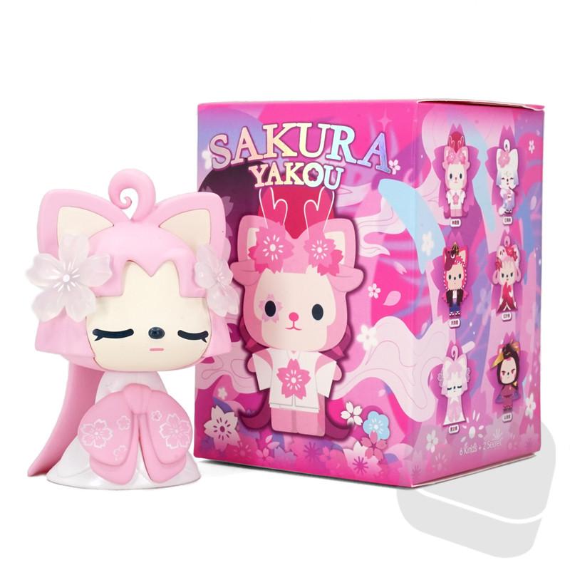 Ali the Fox Sakura Yakou Blind Box