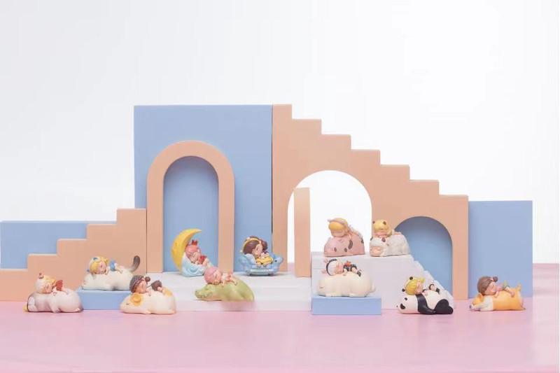Sweet Dream Kingdom Blind Box by Kemelife